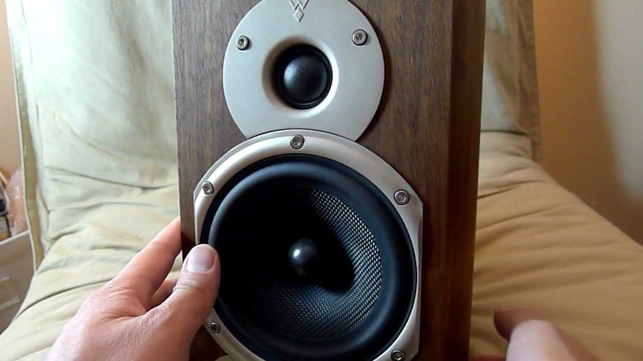 Pair White Wharfedale Diamond 9.1 Speakers