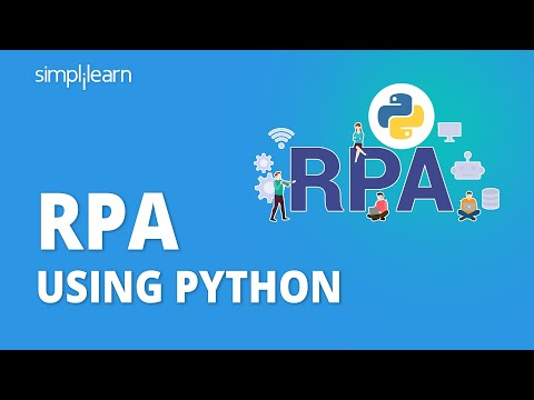 The Best Guide for RPA Using Python