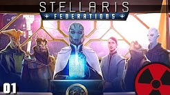 Stellaris: Federations - #01: Das beste Sternen-Reich! | Gameplay German