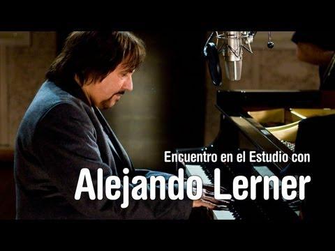 Encuentro en el Estudio con Alejandro Lerner - Completo
