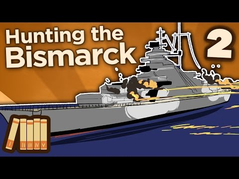 Hunting the Bismarck - The Mighty HMS Hood - Extra History - #2