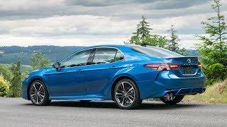 Toyota Camry Hybrid 2019 wrażenia z jazdy
