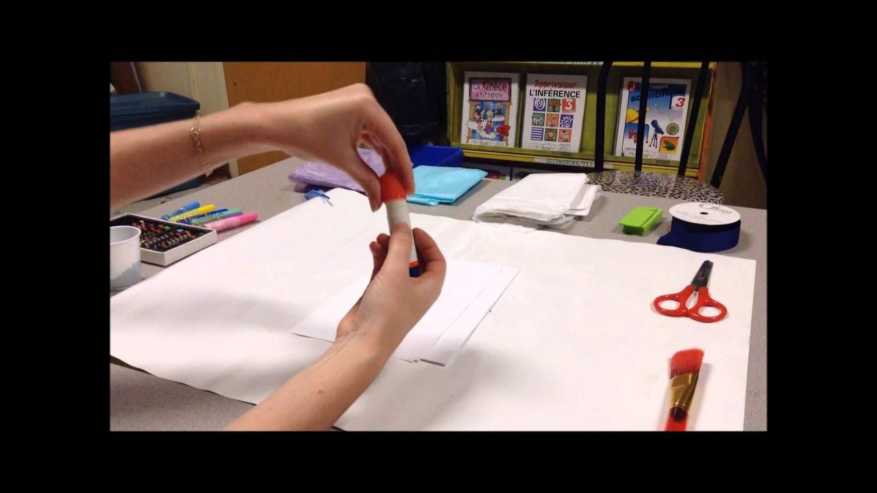 Atelier D Art Plastique Pour Le 2e Cycle Du Primaire Eleves Dyspraxiques Youtube