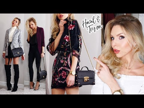HUGE PRIMARK HAUL & TRY ON | January 2018