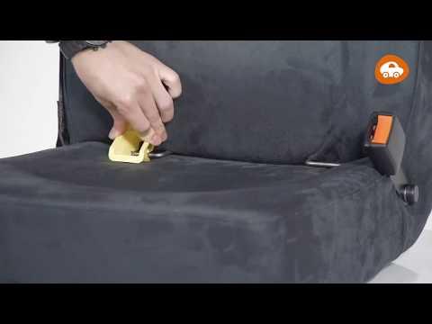 Установка в машину автокресла Maxi-Cosi Pebble Plus
