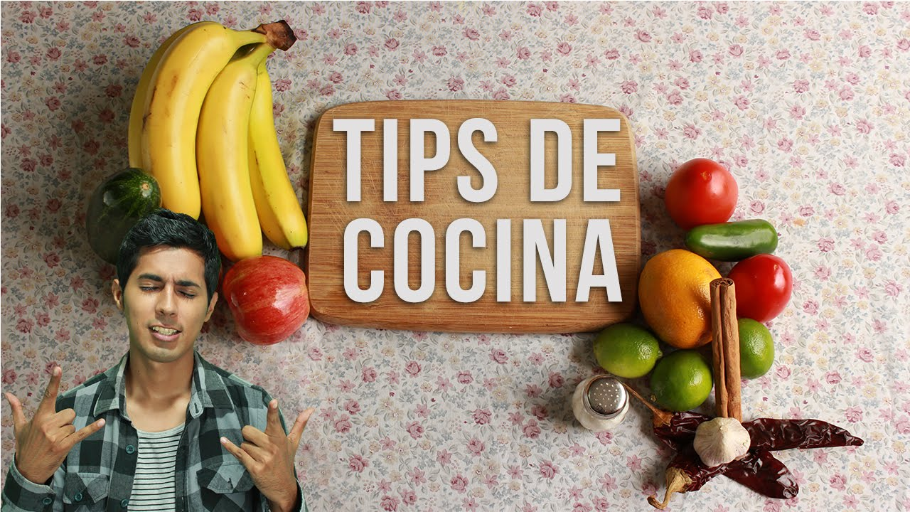 10 secretos de la cocina cocina tips trucos de cocina for Youtube videos de cocina