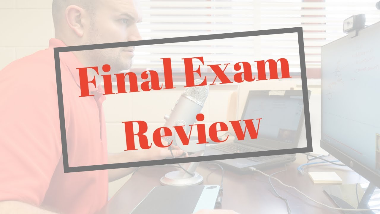Pre-Calculus FINAL REVIEW 108 questions Answered