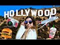 Universal Studios, Filming with E! & Making Slime Art | My LA Vlog