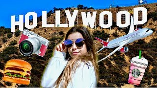 Universal Studios, Filming with E! & Making Slime Art | My LA Vlog