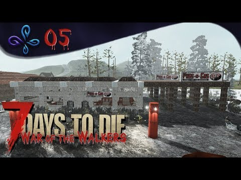 "On avance dans nos quêtes - ""War of the Walkers"" 7 DAYS TO DIE avec Lorentzo13 #05"