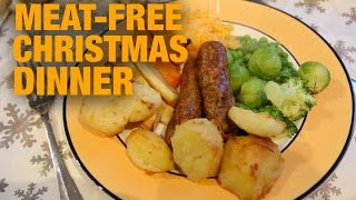 Meat-Free Christmas Dinner
