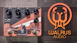 Walrus Audio Monument (Tremolo) - Review