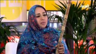 منى منت دندني فنانة موريتانية في ضيافة صباح العربية