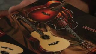 Taylor Guitars - Build to Order - Custom Guitars