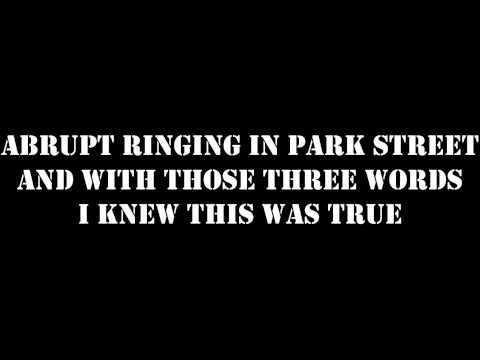 Therefore I Am - Farewell Via Park Lyrics