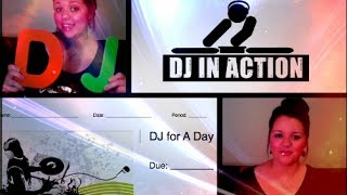 Gambar cover Poetry Lesson Plan: DJ for a Day! By: Presto Plans