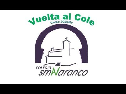 Vuelta Al Cole Curso 2020/21 En Colegio Sta. María Del Naranco