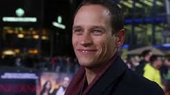 Vinzenz Kiefer Interview - hat in JASON BOURNE Matt Damon geschlagen + Kampfszene + Cobra 11