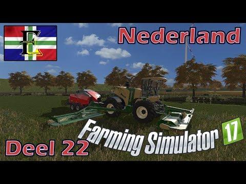 Farming simulator 2017 SEASONS | NEDERLAND | WINTERVOER! thumbnail