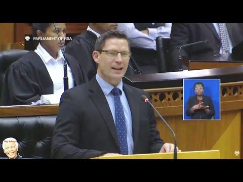 DA Werner Horn vs ANC On Justice. Speaking Afrikaans thumbnail