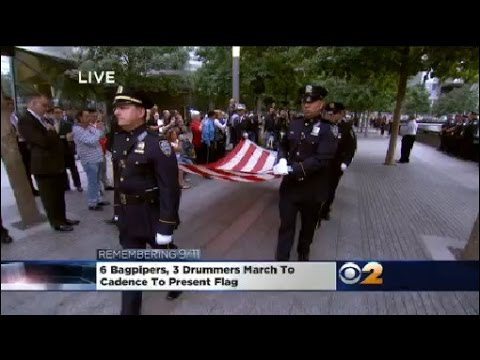 9/11 Memorial Opening Ceremony