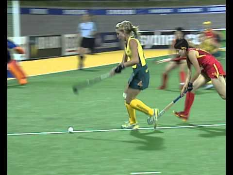 Casey Eastham (AUS) - FIH Women's Young Player of the Year 2010 Nominee