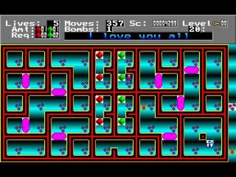 Amiga Longplay: Lactose Intolerance