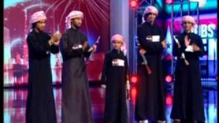 Arabs Got Talent - Ep2 - فرقة عيال زايد