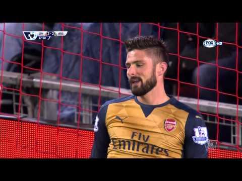 [Premier League 2015/2016] Liverpool vs Arsenal 3-3