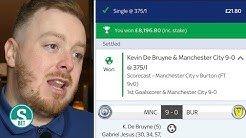 Punter wins £8000 RAB from £21 [EXPLAINED]