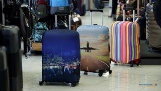 Чехлы для чемоданов  Самый честный обзор от Робинзон