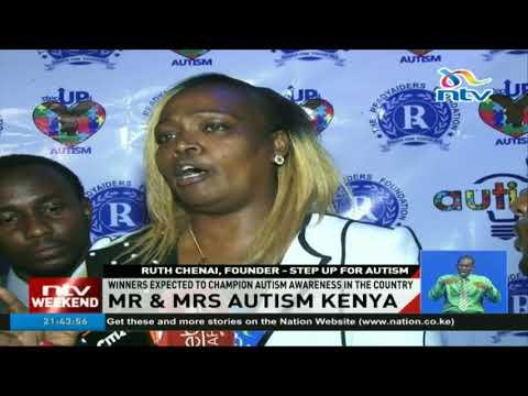 Mr and Mrs Autism Kenya crowned