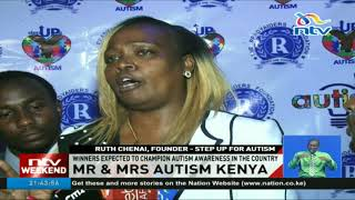 Mr and Mrs Autism Kenya crowned