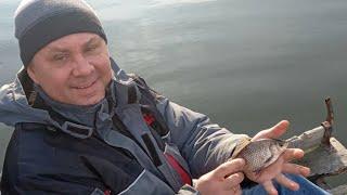 Рыбалка фидером на карася в декабре