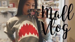 Shopping ALONE for the first time!!! | Mall Vlog