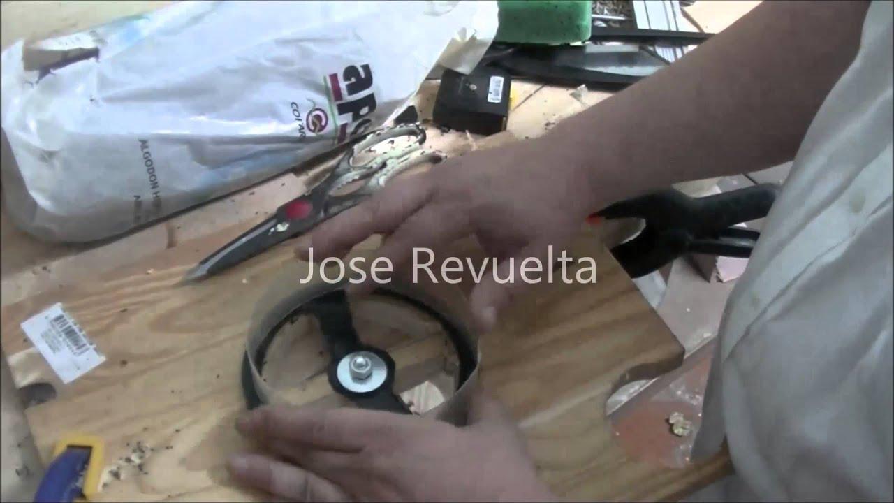 Ideas para filtros de aire caseros youtube - Extractores de aire ...