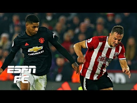 Manchester United was abysmal for 70 minutes vs. Sheffield United - Craig Burley | Premier League