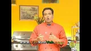 Kandi Podi (toor Dal Spice Powder) - Yellow Pigeon Peas Powder - By Vahchef @ Vahrehvah.com