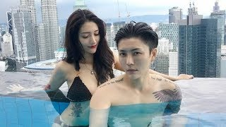 Tomboy Couples from Taiwan | Wing & Vico Hsu