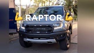 2018 Ford Ranger Raptor walkaround