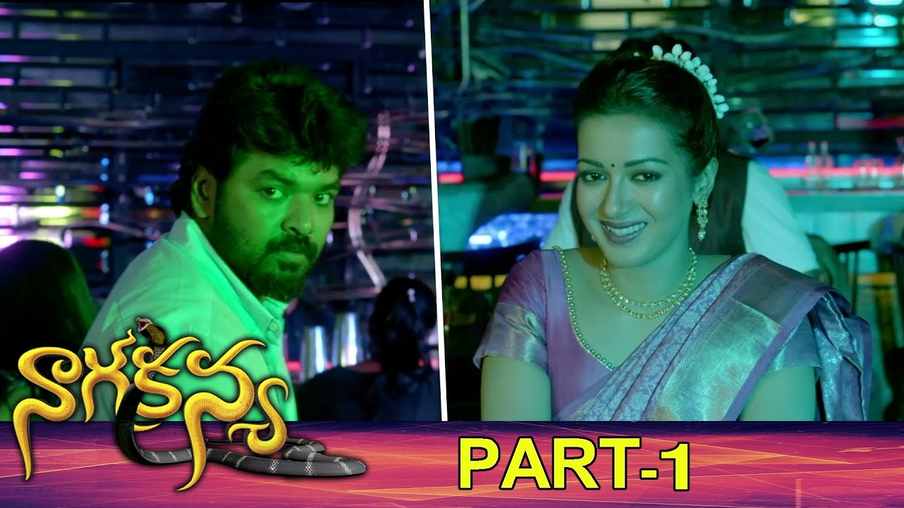 Nagakanya Movie Part 1 | Jai | Rai Laxmi | Catherine Tresa | Sri Bhavani DVD