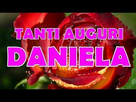 Tanti Auguri Daniela Youtube