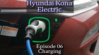 Hyundai Kona Electric - Ep 06 - Charging