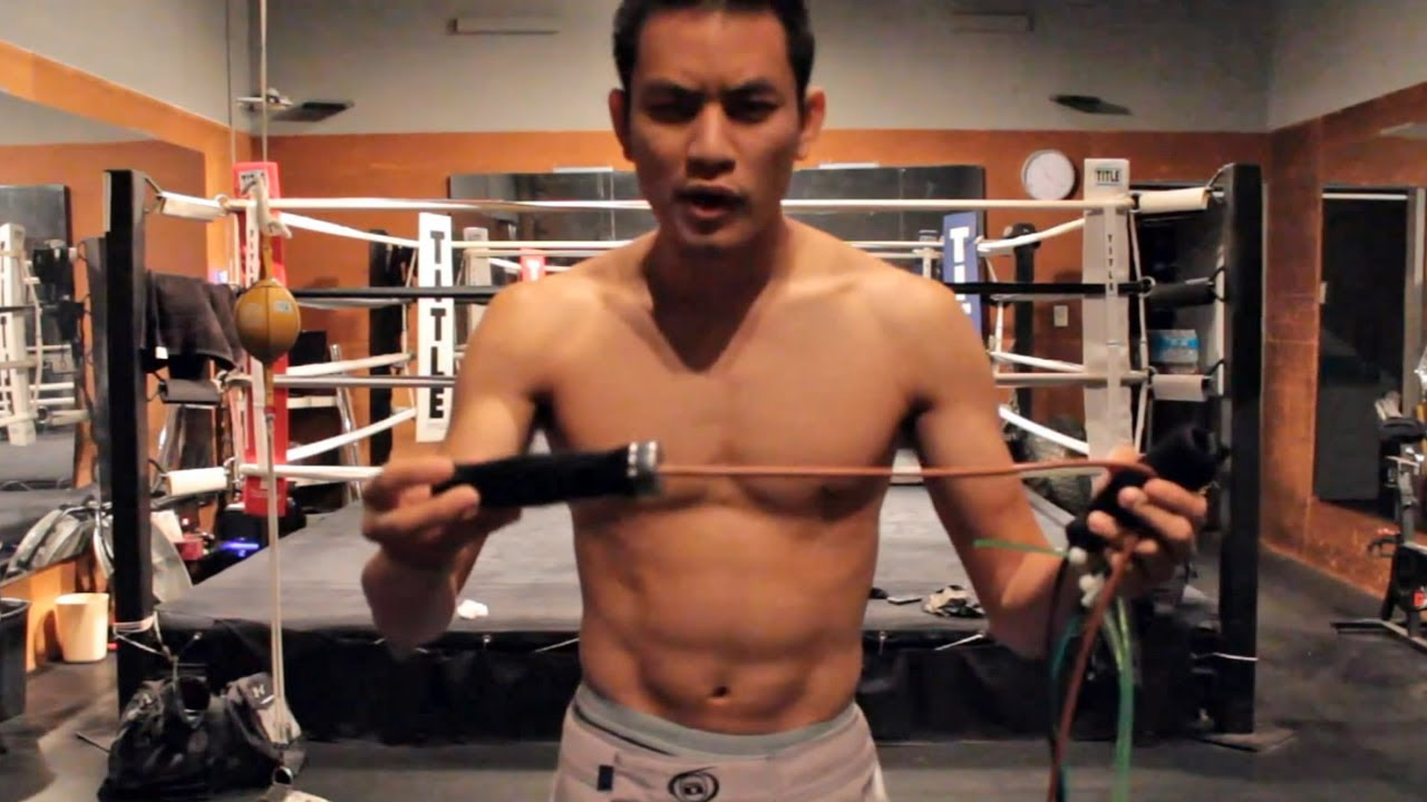 Boxing Jump Rope Review - YouTube