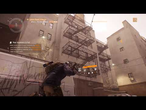 Tom Clancy's The Division (PC, Gold Edition) Walkthrough Part 10 |
