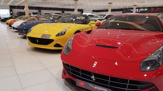 2018 Ferrari cars review (Urdu)