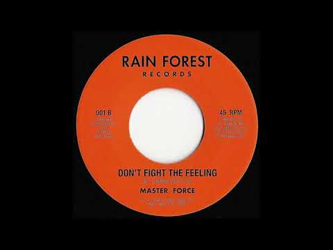 Master Force - Don't Fight The Feeling  - 45 Version (1979)