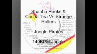 Cocoa T, Home T & Shabba Ranks Vs Strange Rollers - Jungle Pirates 140BPM.wmv