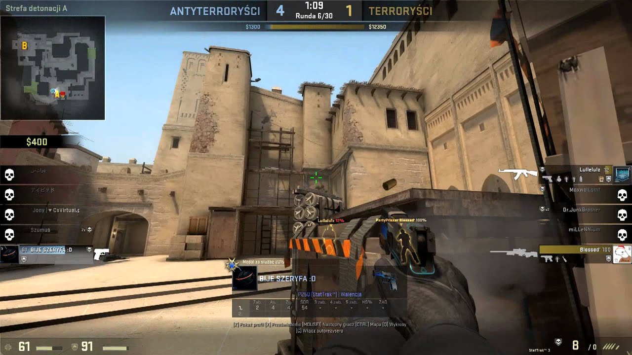 how to get fps counter in csgo