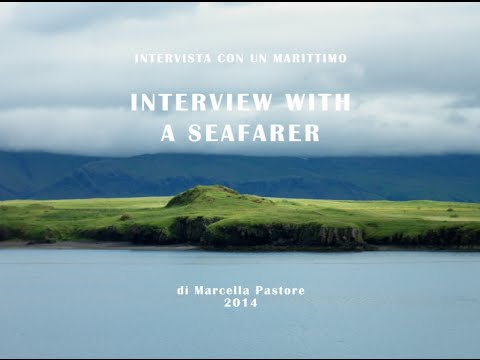 Interview with a Seafarer - Marcella Pastore